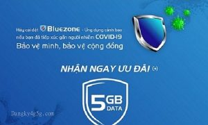 tang 5GB khi cai dat ung dung Bluezone